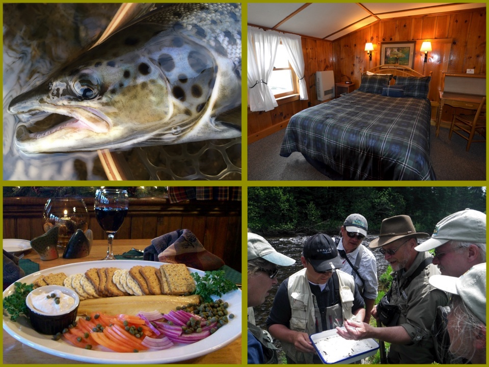 Tall Timber Fly Fishing School Package